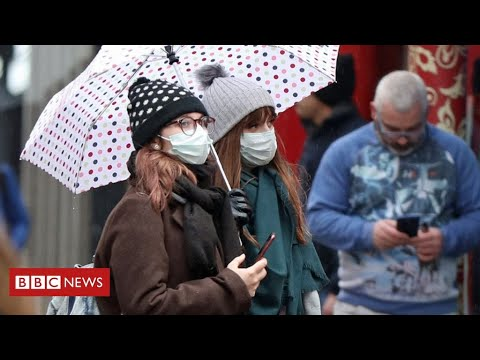 """Coronavirus warning:  """"stay at home to save lives"""" – as deaths rise – BBC News"""