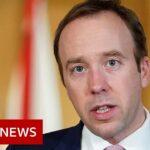 """Hancock: Staying at home this weekend is an instruction """"not a request"""" – BBC News"""