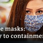 Coronavirus: Nations debate over usage of face masks | DW News
