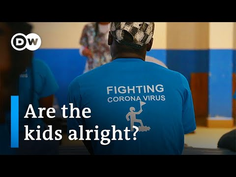 Coronavirus worldwide: How are young people dealing with it?   DW News