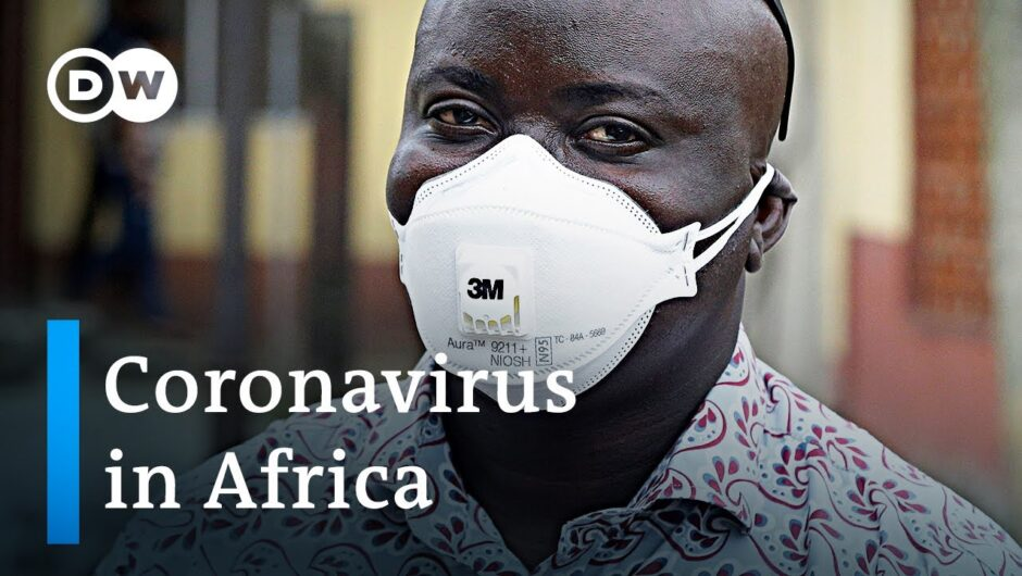 Coronavirus: Many African countries still without testing equipment | DW News