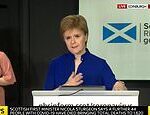 Coronavirus UK: Nicola Sturgeon on separate Scotland strategy