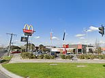 Coronavirus cluster at Melbourne McDonald's store grows to EIGHT