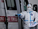 Russian medics are given bonus of just £8 for risking their lives on the coronavirus front line