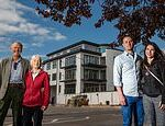 New homeowners pick up the keys to become among the first people to move after coronavirus lockdown
