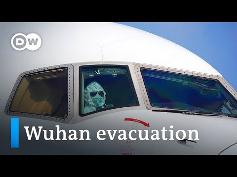 Coronavirus: Countries evacuate citizens out of Wuhan   DW News