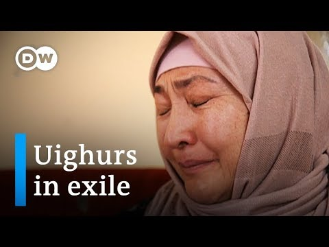 Uighur exile in Turkey describes cruelty of Chinese camp | DW News