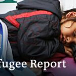 UN Refugee Agency UNHCR: More than 70 million people displaced worldwide | DW News