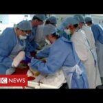 Coronavirus frontline: doctors fear second wave of infections – BBC News