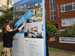 Sydney, Melbourne house prices drop despite easing of COVID-19 restrictions on open homes, auction