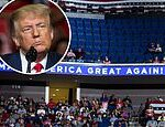 President Trump 'is furious' at small rally turnout in Tulsa: Campaign blames protesters, COVID-19