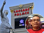 Caesars Palace utility porter, 51, dies after he was diagnosed with COVID-19