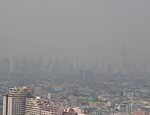 Footage shows how clean the air is after coronavirus lockdown in Bangkok