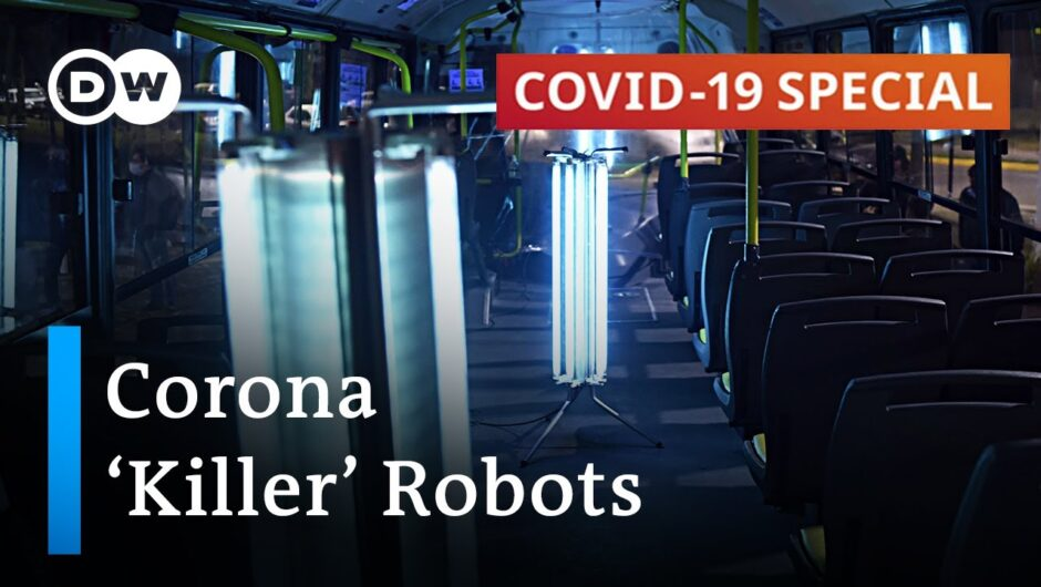 Can artificial UV light help putting an end to the coronavirus pandemic? | COVID-19 Special