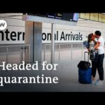 UK imposes 14-day traveler quarantine as Europe eases restrictions | DW News