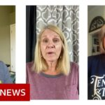 Coronavirus: What Trump voters think of his handling of crisis – BBC News