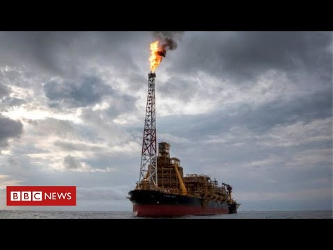 Coronavirus: oil price collapses as demand falls further  – BBC News