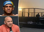 Gilbert Burns tests positive for coronavirus and is removed from UFC 251 on Fight Island