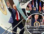 Trump attends $10M fundraiser hosted by beef jerky CEO during trip to coronavirus-ravaged Florida