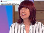 Janet Street-Porter says pensioners should be among first to get coronavirus vaccine