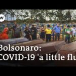 Coronavirus puts Brazil's healthcare system on the brink of collapse   DW News