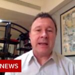 Coronavirus: Reporter begins quarantine at home after visiting infected zone – BBC News