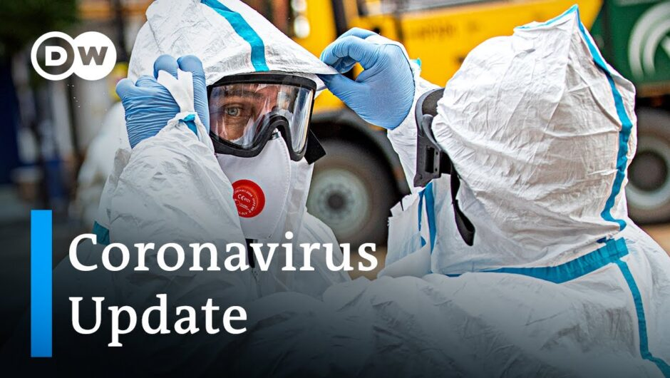 Coronavirus Update: Europe at odds +++ UK starts human trials for a vaccine +++ US immigration ban