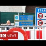 New quarantine on travellers from France announced by UK – BBC News