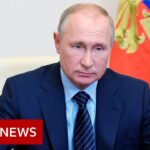 Coronavirus: Putin says vaccine has been approved for use – BBC News