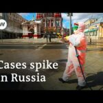 Coronavirus in Russia: How one person can make a difference   DW News