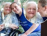 Coronavirus reunites long-lost sisters after 50 years when one is in hospital where the other works