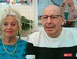 Wife of Covid-19 survivor who spent 110 days in hospital admits she feared she'd end up a widow