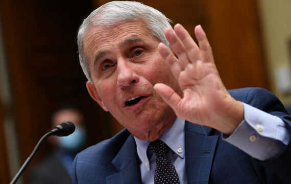 Fauci expects tens of millions of coronavirus vaccine doses in 2021