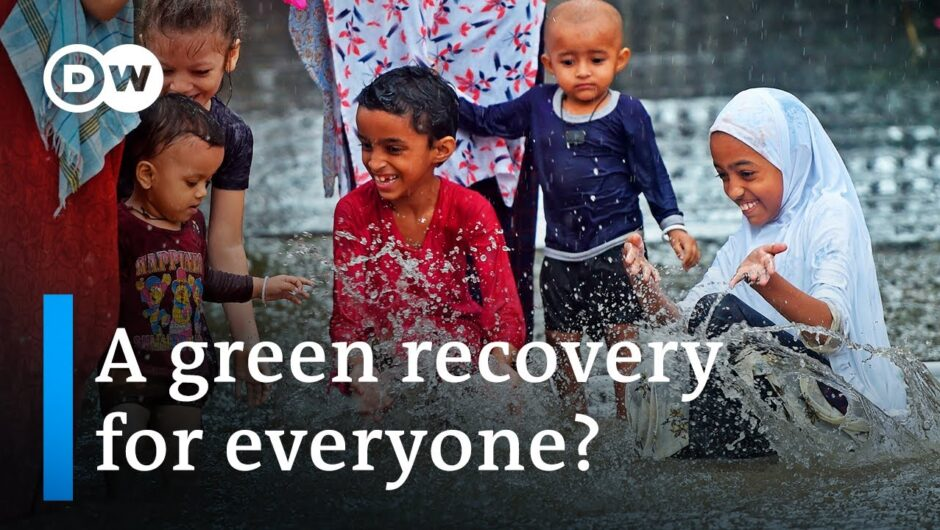 After the coronavirus pandemic: A global green recovery for a better future?