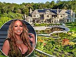 Mariah Carey rides out COVID-19 pandemic at stunning five-acre country estate in upstate New York