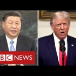 """China has """"no intention of a Cold War"""" as tension with Washington deepens – BBC News"""