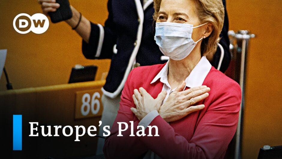 European Commission reveals recovery fund plan   DW News