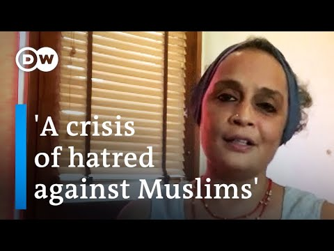 Muslims in India accused of 'corona jihad'   Interview with Arundhati Roy