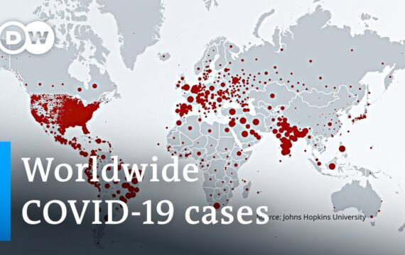 COVID-19: Curfews in Italy – How is it China and India?   DW News
