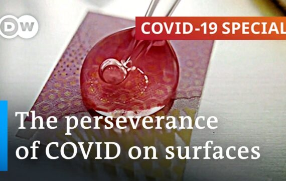 How long does the coronavirus remain viable on surfaces?   COVID Spezial