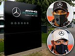 Mercedes confirm team member tested positive for coronavirus ahead of the Eifel Grand Prix