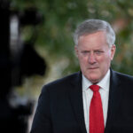 WH Chief of Staff Mark Meadows says we won't control COVID-19