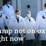 Trump's doctor gives COVID update | DW News