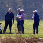 President Nero is golfing as Americans die from COVID-19