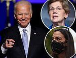 Joe Biden will unveil his coronavirus taskforce tomorrow – but who will be in his cabinet