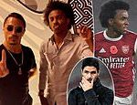 Arsenal winger Willian 'will have to test negative for coronavirus before returning to training'