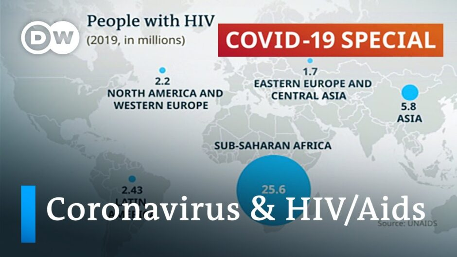 How coronavirus disrupted the fight against HIV/Aids | COVID-19 Special