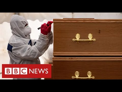 UK passes 60,000 deaths as vaccine arrives for distribution – BBC News