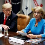 Back to (private) school? Trump executive order empowers families amid COVID-19 pandemic, Education Secretary Betsy DeVos says.