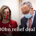US Congress agrees on $900 billion COVID-19 relief deal | DW News
